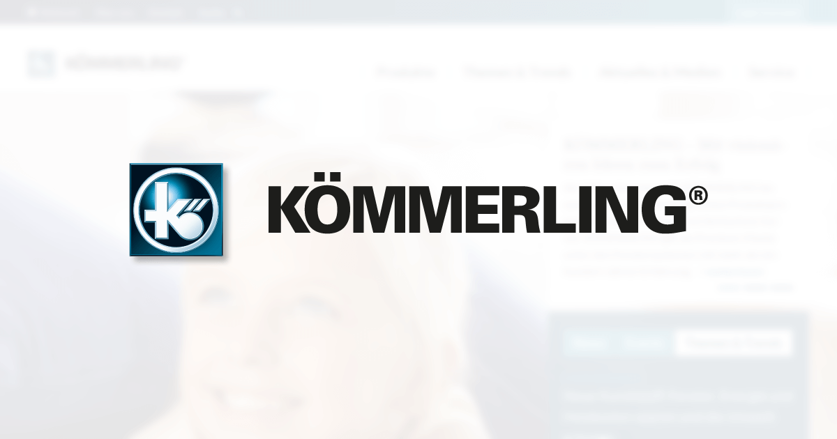 KÖMMERLING PremiDoor 76